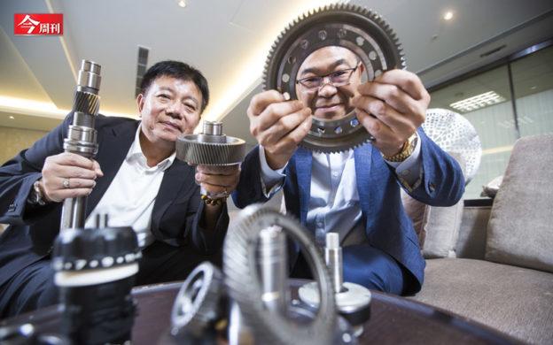 從縫紉機做到機器人心臟,鈞興營收破 5 成「專挑難的做」