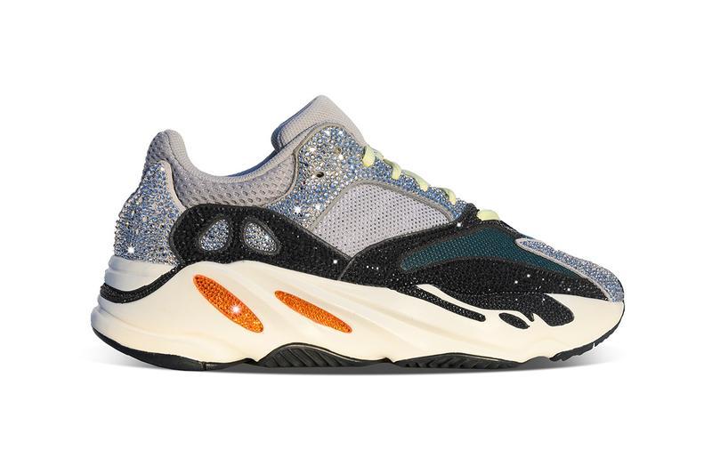 Browns 聯手藝術家開售 Swarovski 水晶定製球鞋與珠寶配件系列                                                                                                                                                                                        帶來 YEEZY、Balenciaga 及 Gucci 等多種定製鞋款。                                                                                                                                                                                                                          編輯 : Leo Huang