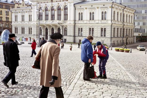 面對高齡社會挑戰,芬蘭解決方案是科技