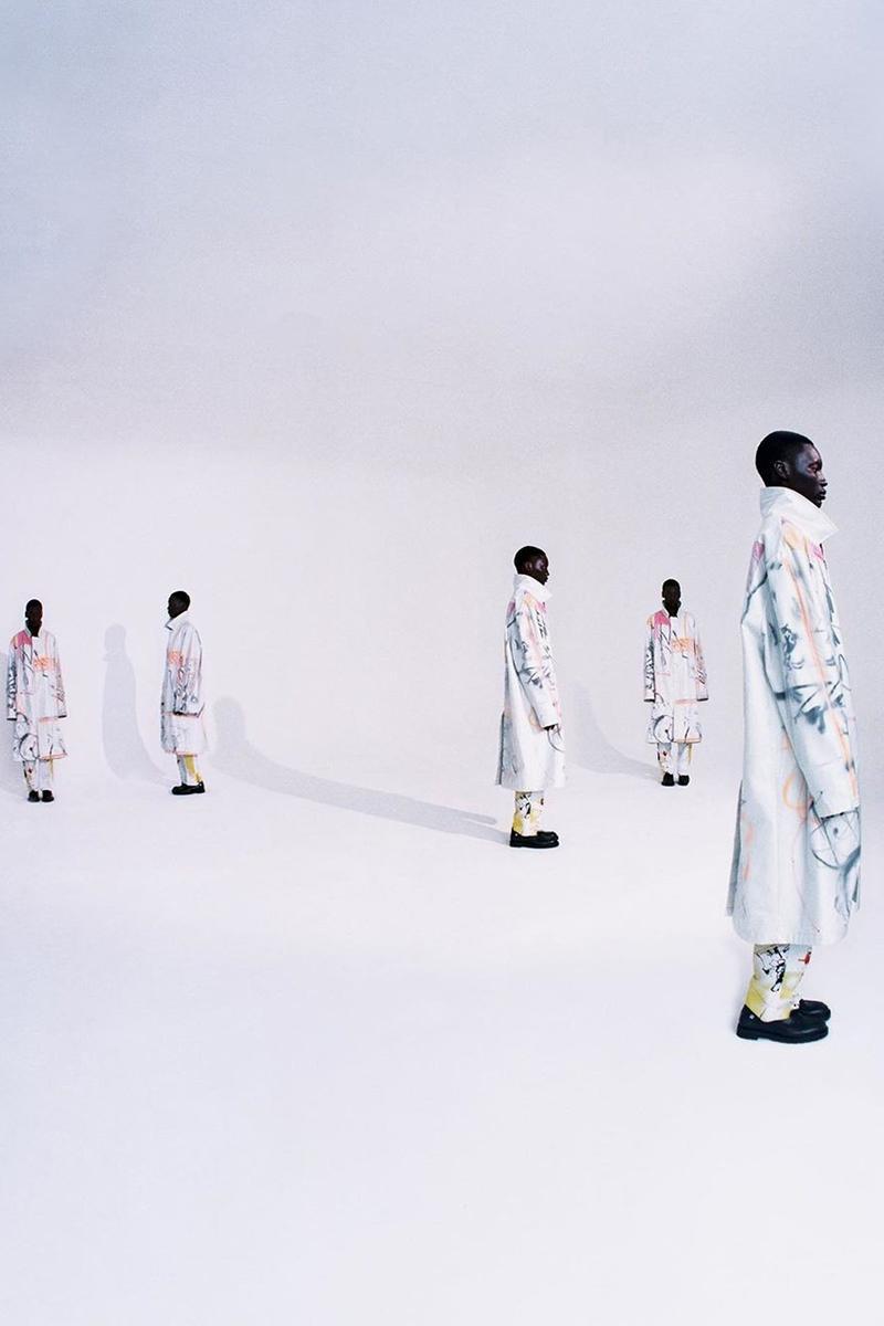 Off-White™ x  Futura 最新聯名系列 Lookbook 正式發佈                                                                                                                                                                                        雙方合作不斷!                                                                                                                                                                                                                          編輯 : Noel Lee