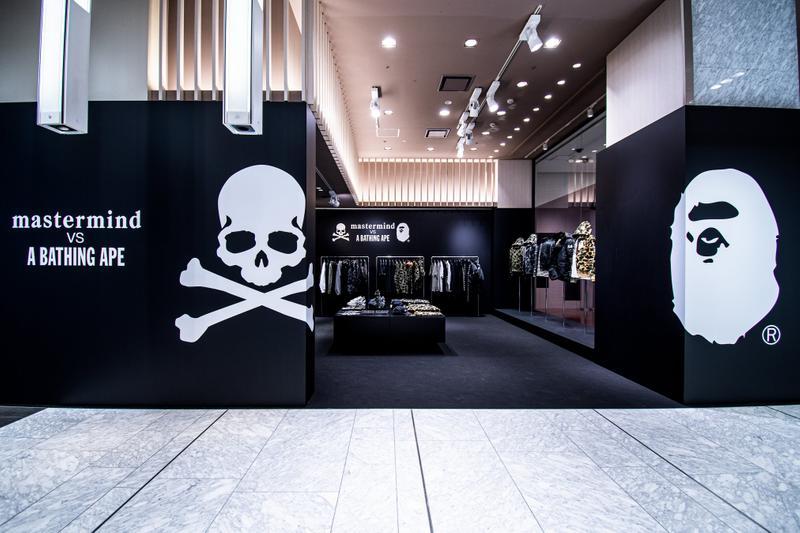 率先走進 mastermind JAPAN x A BATHING APE® 伊勢丹新宿期間限定店                                                                                                                                                                                        帶來與 Alpha Industries、Medicom Toy 和 Reebok 等單位的聯乘之作!                                                                                                                                                                                                                          編輯 : Leo Huang