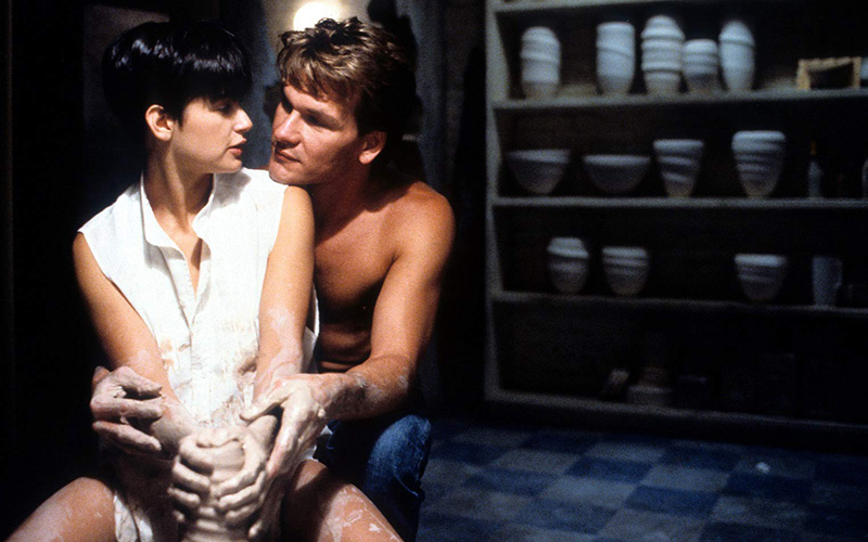 愛情經典《第六感生死戀》30周年重返大銀幕