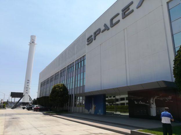 美國加州確診 2,102 例,SpaceX 總部至少一名員工染病