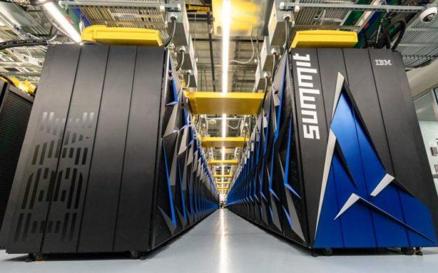 IBM 超級電腦篩選出 77 種抗病毒化合物,成抗疫新力量