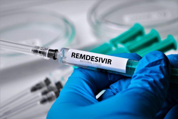 世衛:不建議以瑞德西韋治療 COVID-19 住院患者