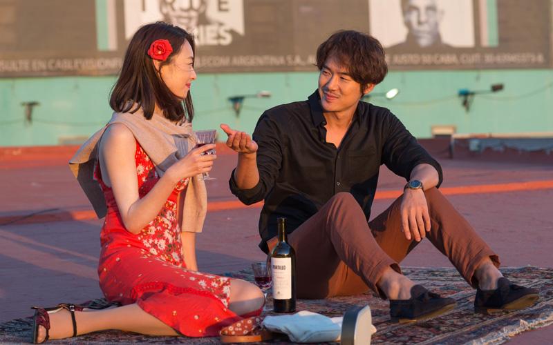 柳演錫、劉仁娜、崔秀英《今天決定我愛你》追求幸福是他們共同的願望
